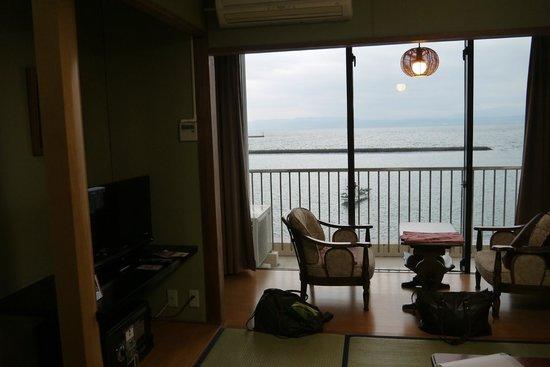 Ibusuki Coral Beach Hotel : 部屋