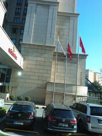 Movenpick Hotel Istanbul: Movenpick Hotel, Istanbul
