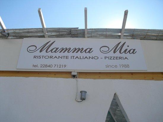 Mamma Mia: L'insegna