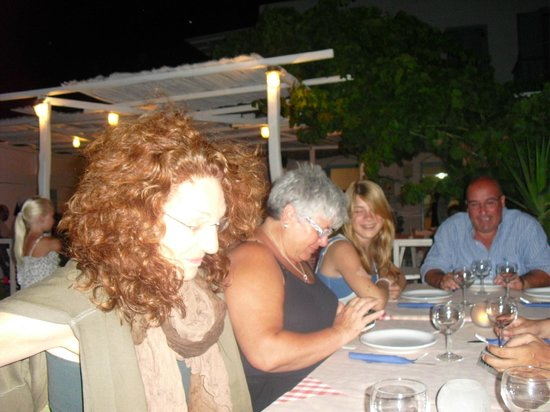 Mamma Mia: Si mangiucchia