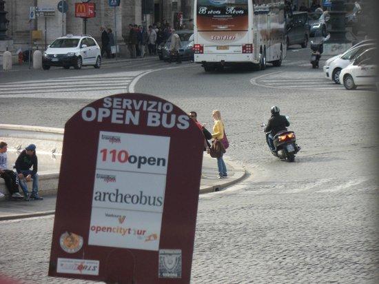 Trambus Open : Partenza del nostro Open Tour...
