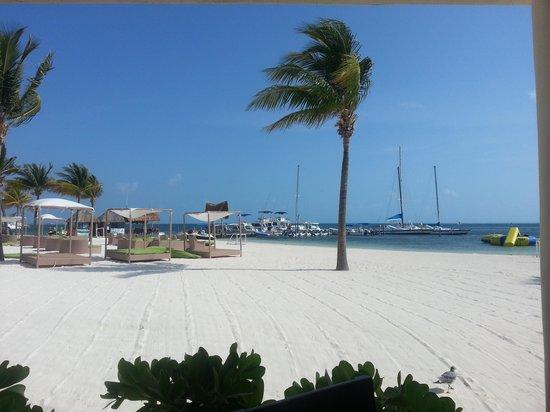 Ocean Spa Hotel: beach...