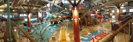 Splash Lagoon Indoor Water Park Resort : splash lagoon