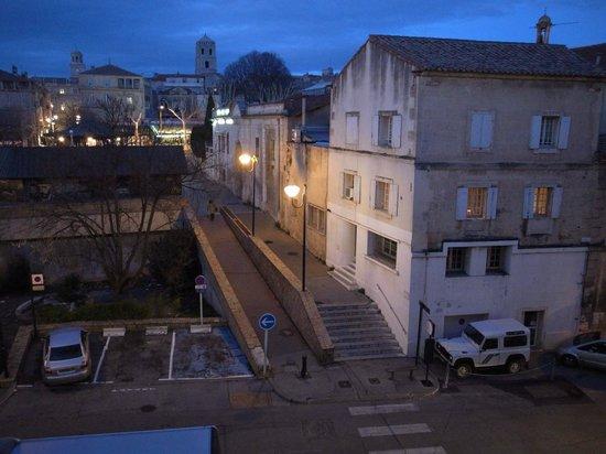 BEST WESTERN Atrium Arles : 另一邊窗景