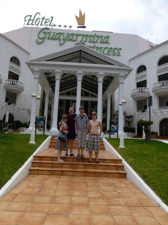 Guayarmina Princess Hotel: On arrival