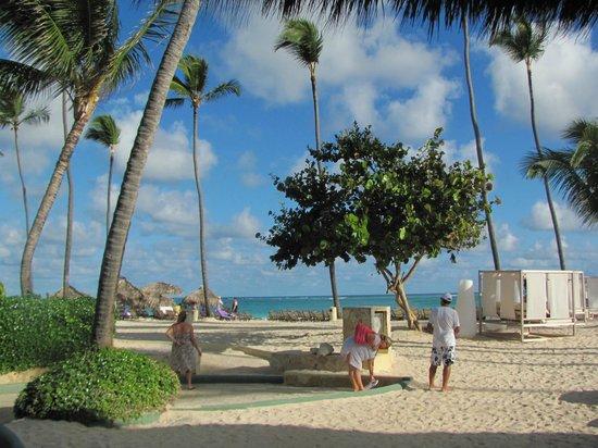 Paradisus Punta Cana: Vue du Gabi au déjeuner