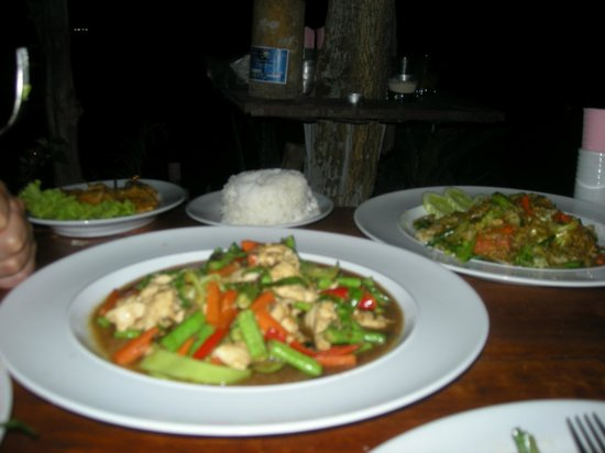Jang's Thai Kitchen: cuisine de jang