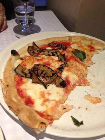 La Gondola : where's the eggplant?!