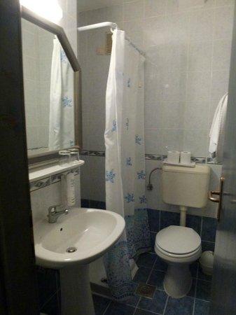 Aminess Laguna Hotel: Bathroom