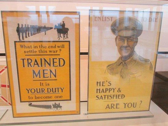 Historial de la Grande Guerre : War posters