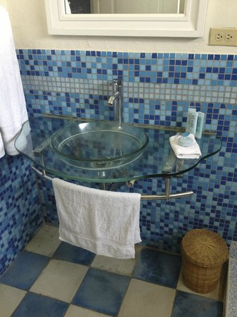 La Islita Boutique Hotel: Bathroom sink