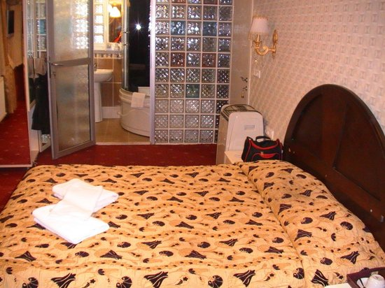 Sultan's Eye Comfort Hotel: Номер