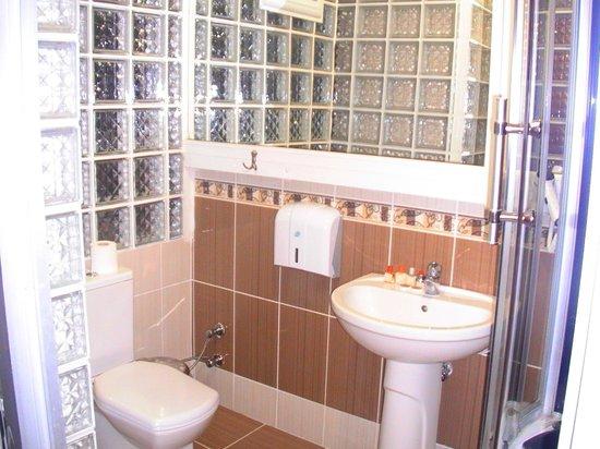 Sultan's Eye Comfort Hotel: Туалет