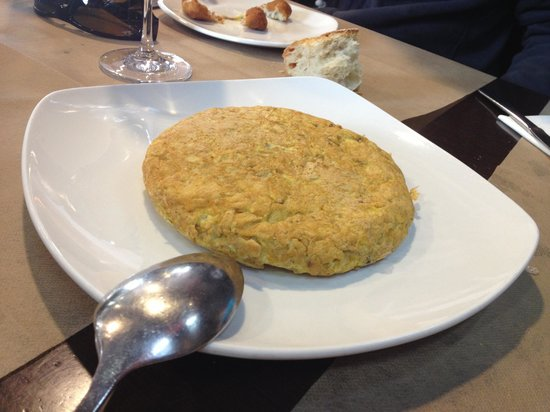 Taberna do Canton: Tortilla
