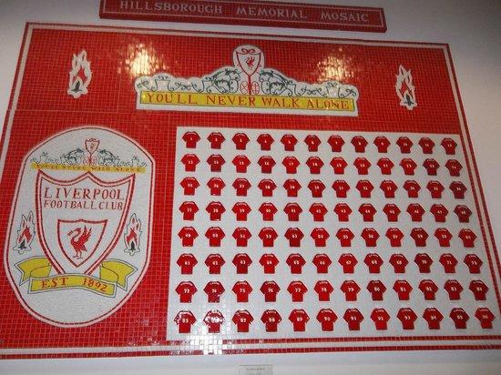 Anfield Stadium: LFC