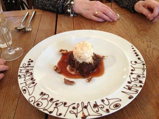 Sticky Walnut: Fantastic Birthday Lunch