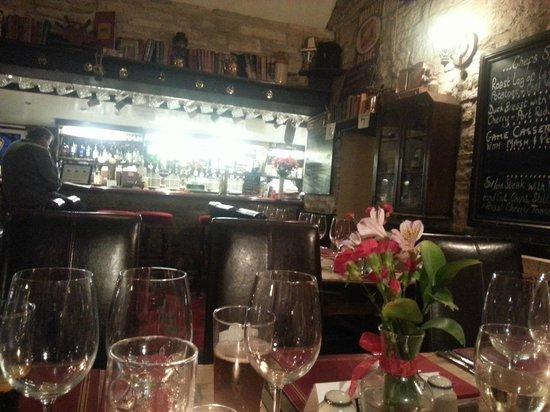 The New Inn: Bar