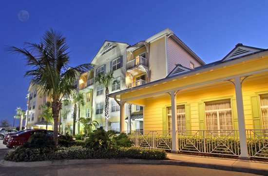 Residence Inn Cape Canaveral Cocoa Beach: The Residence Inn Cape Canaveral