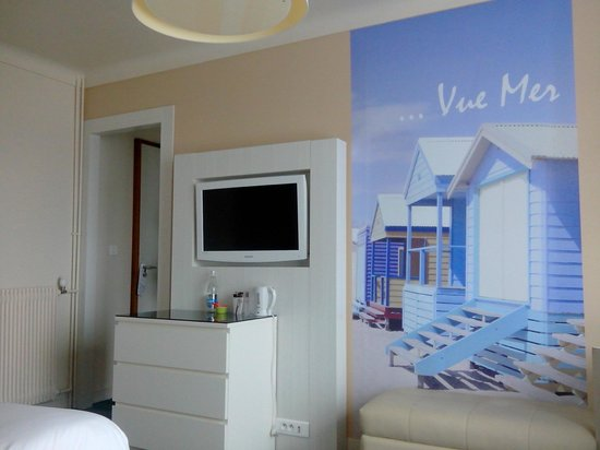 Hotel Kastel : Chambre one