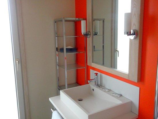 Hotel Kastel : Sdb