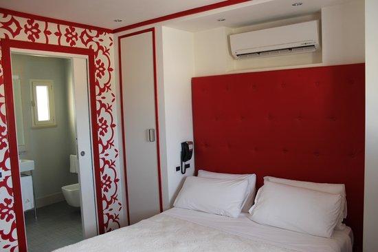 Roma Dreaming: Habitación Alba Rossa