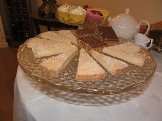 Belleview House : Homemade Shortbread
