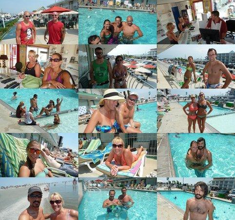 V.I.P. Family Motel : Our VIP Friends enjoying themselves