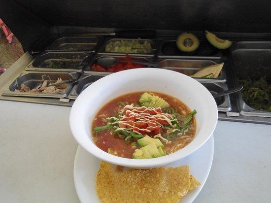 Mi Casa es tu Casa: sopa azteca