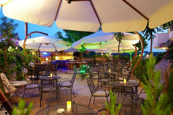 Turqualty Club : Main Restaurant