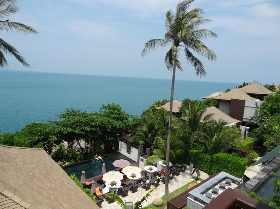 The Kala Samui: View from room 114