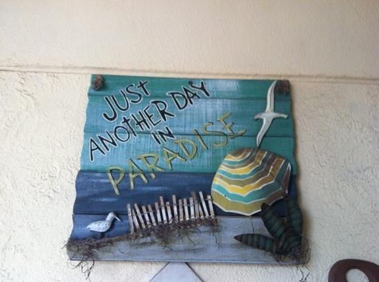 Silver Sands Motel : so true!