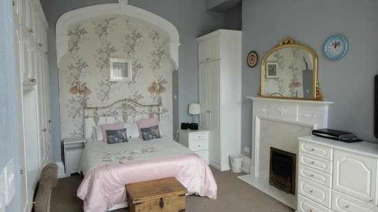 The Old Vic Guest House: Superior Kingsize Room