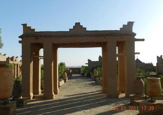 Errachidia, Morocco: l'intérieur du musées
