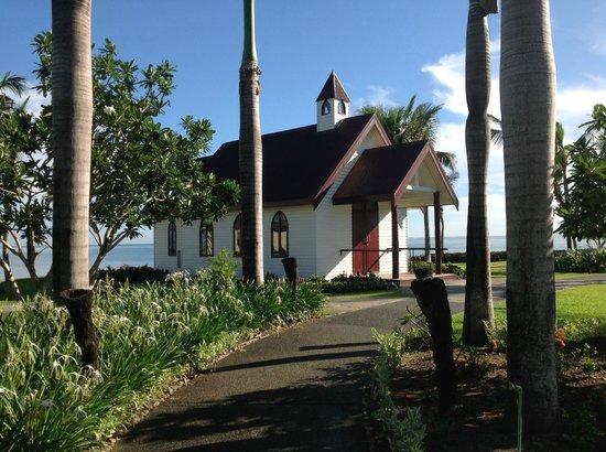 Sofitel Fiji Resort & Spa: Wedding Chapel