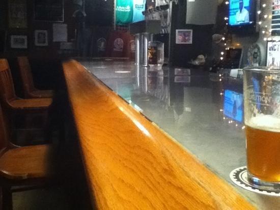 Big Boss Brewery: big boss bar before rush