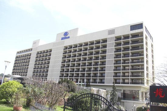 Hilton Istanbul Bosphorus: External view of Hilton Istanbul