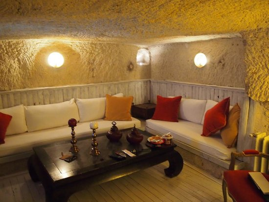 Hezen Cave Hotel: Beautiful Cave Room
