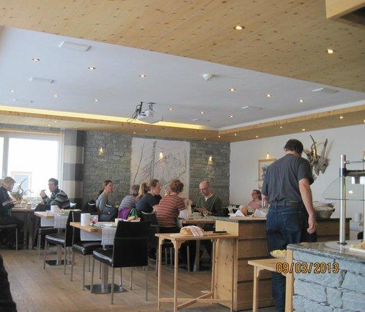 Hotel Crusch Alba: Crusch Alba Breakfast