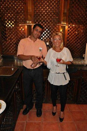 LABRANDA Club Makadi : the nice rose wine from Yonan- thanks!