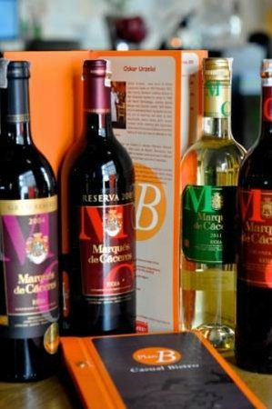 Plan B: Our Spanish Wine selection