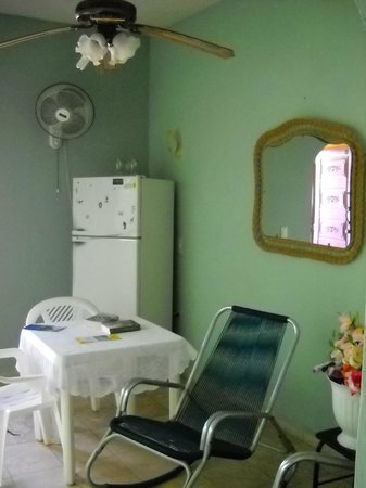 Casa de Hospedaje Dra. Barbara Ramos Andrade: Soggiorno per gli ospiti