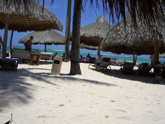 Paradisus Punta Cana Resort: Sandy Beach