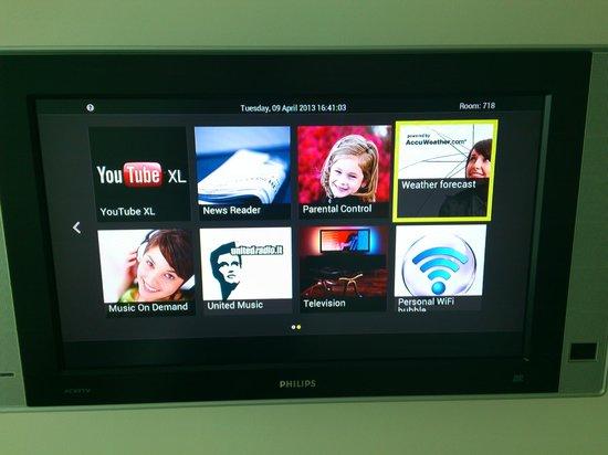 The Beacon: Angebot des Smart TV