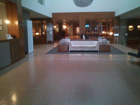 Hotel Spa Attica 21 Villalba: Hall