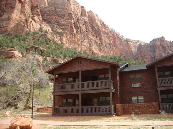 Zion Lodge 사진
