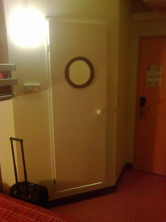 Premiere Classe Roissy AEROPORT : entrance