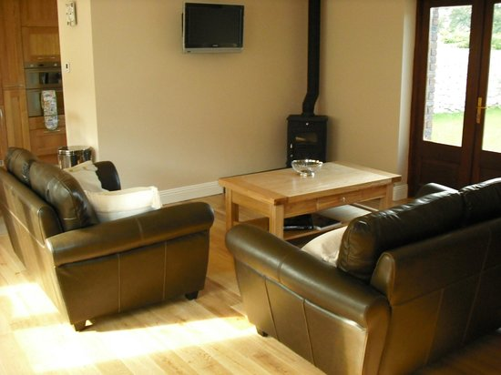 Ashford Self Catering Holiday Homes : Sitting Room