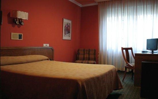 Hotel Gernika: Habitación individual