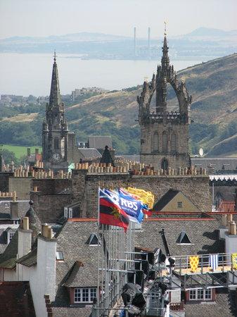 The Black Kirk Outlander Location  Picture Of Edinburgh Tour Guides Edinbur