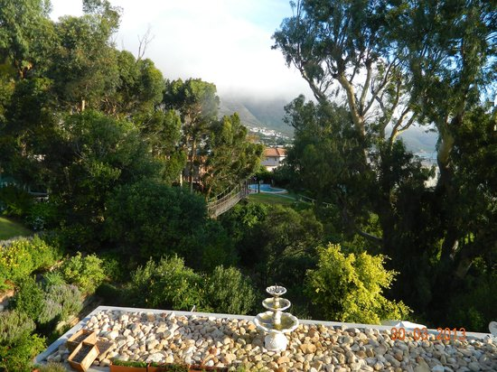 Camps Bay Retreat: View from Room ED03